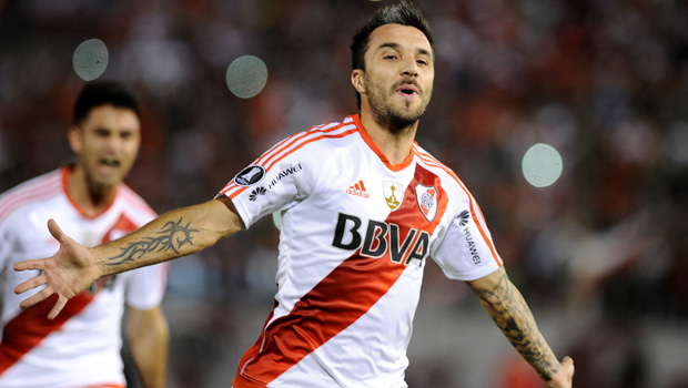River won in Asunción and gave the first step
