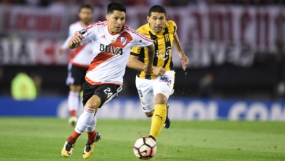 River Plate vs. Guaraní (Copa Libertadores 2017 - Octavos de final)