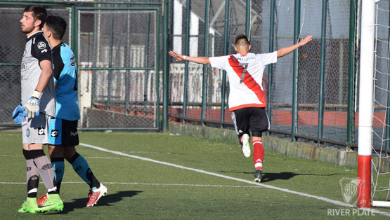 Inferiores: River Plate vs. Belgrano