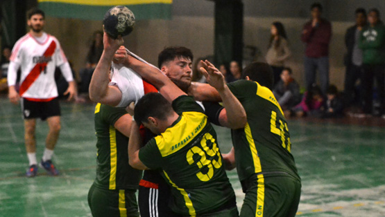 Handball - LHC - River vs. Defensa y Justicia