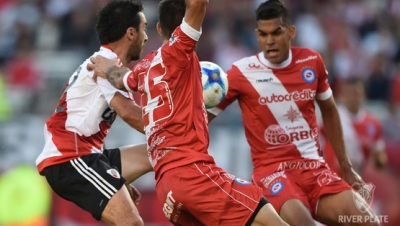 River Plate vs. Argentinos Juniors (Superliga - Fecha 4)
