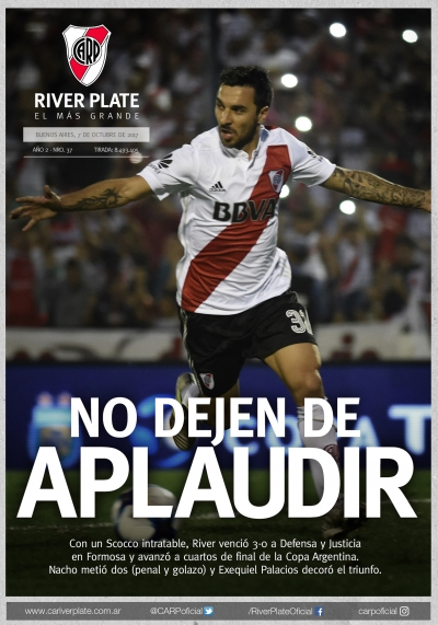 River Plate vs. Defensa y Justicia (Copa Argentina)