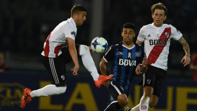 Talleres vs. River Plate (Superliga - Fecha 7)