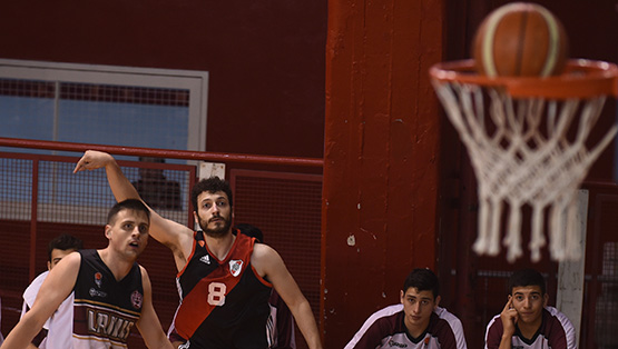 Básquet - River vs. Lanús (Torneo Federal)