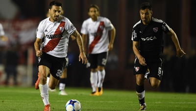 Independiente vs. River Plate (Superliga - Fecha 9)