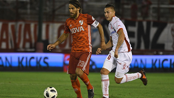 Huracán vs. River Plate (Superliga - Fecha 13)