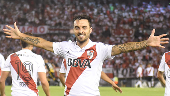 River Plate vs. Olimpo (Superliga - Fecha 14)