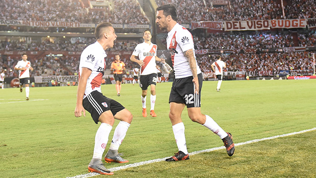 La previa de River vs. Godoy Cruz