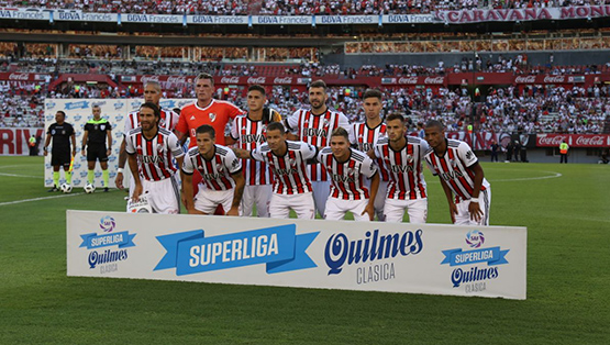 River Plate vs. Godoy Cruz (Superliga - Fecha 16)
