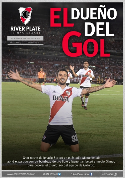 River Plate vs. Olimpo (Superliga)