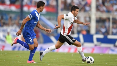 Vélez Sarsfield vs. River Plate (Superliga - Fecha 17)