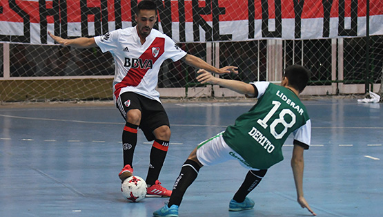 Futsal - River Plate vs. Banfield (Supercopa)