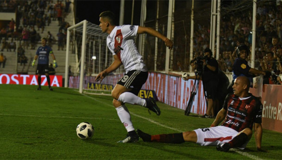 Patronato vs. River Plate (Fecha 19 - Superliga)
