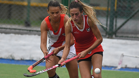 Hockey sobre césped - Arquitectura vs. River Plate