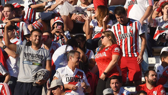 El color de la gente (River Plate vs. Rosario Central)