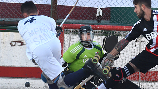 Hockey sobre patines - River Plate vs. GEBA A