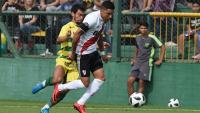 Defensa y Justicia vs. River Plate (Superliga)
