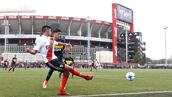 Juveniles - River Plate vs. Boca Juniors