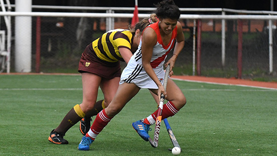 Hockey sobre césped - River Plate vs. Belgrano Athletic