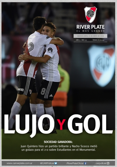 River Plate vs. Estudiantes (Superliga)
