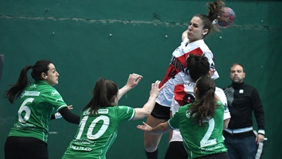 Handball - Liga de Honor Damas - Ferro Carril Oeste vs. River Plate