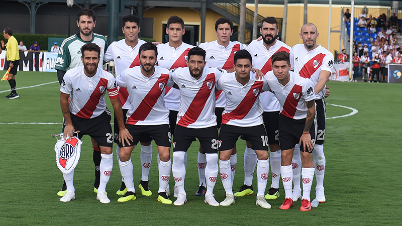 Fixture confirmado para River en la Superliga