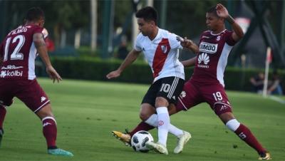 River Plate vs. Saprissa (amistoso en Orlando)