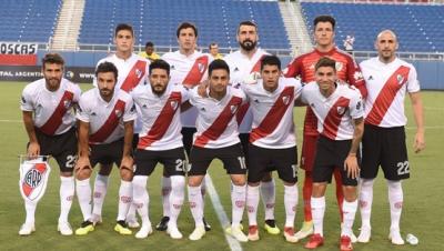 River Plate vs. Millonarios (amistoso en Estados Unidos)
