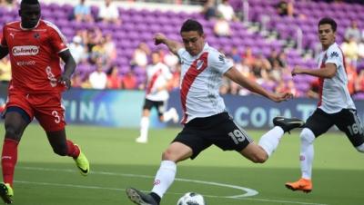 River Plate vs. Deportivo Independiente Medell�n (amistoso en USA)