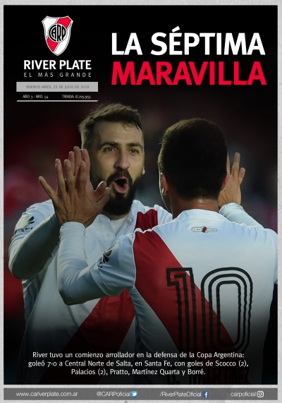 River Plate vs. Central Norte (Copa Argentina)