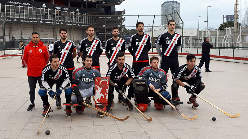 Hockey sobre patines - River Plate vs. Vélez Sarsfield