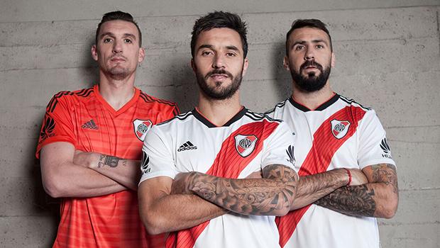 La nueva camiseta del Más Grande River Plate estrenará el modelo titular  este sábado d02d882ebd0af