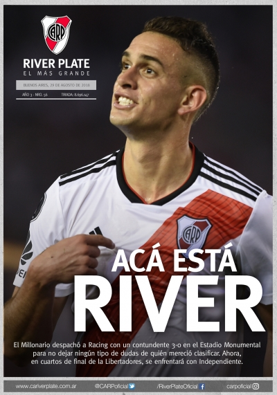 River Plate vs. Racing (Copa Libertadores)
