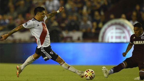 Lanús vs. River Plate (Superliga - Fecha 7)
