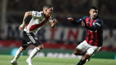 San Lorenzo vs. River Plate (Superliga - Fecha 4)