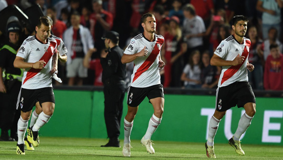 Colón vs. River Plate (Superliga - Fecha 9)