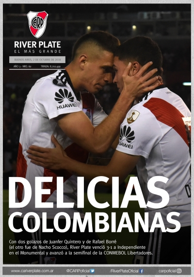 River Plate vs. Independiente (Copa Libertadores)