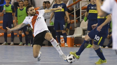 Futsal - River Plate vs. Boca Juniors