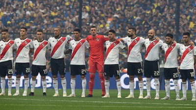 Boca Juniors vs. River Plate (Copa Libertadores - Final)