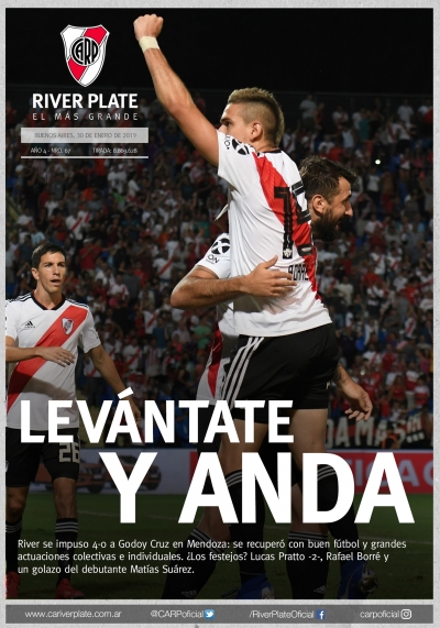 Godoy Cruz vs. River Plate (Superliga)