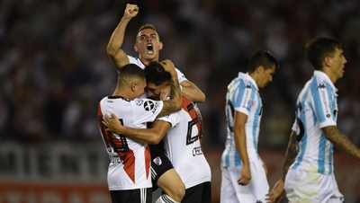 River Plate vs. Racing Club (Superliga - Fecha 18)