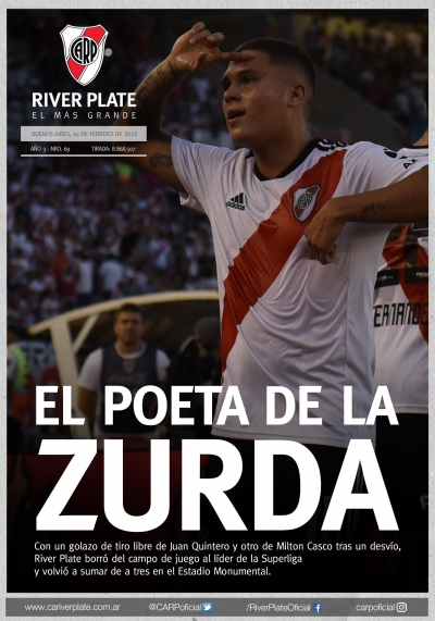 River Plate vs. Racing (Superliga)