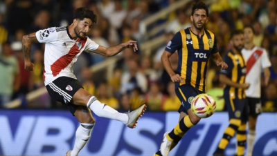 Rosario Central vs. River Plate (Superliga - Fecha 15)