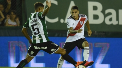 Banfield vs. River Plate (Superliga - Fecha 19)
