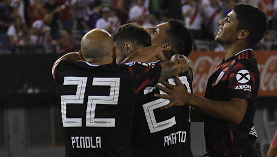 River Plate vs. Newell's (Superliga - Fecha 21)
