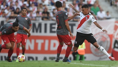 River Plate vs. Independiente (Superliga - Fecha 23)
