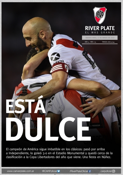 River Plate vs. Independiente (Superliga)