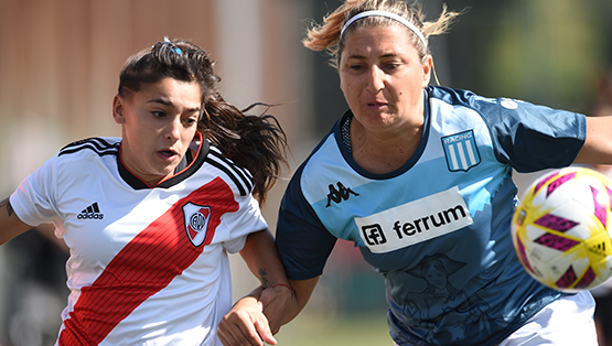 Fútbol Femenino - River Plate vs. Racing Club