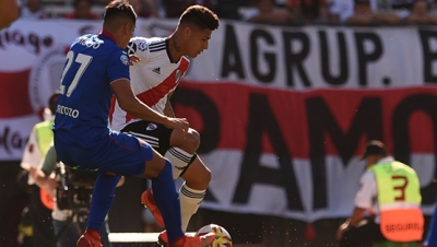River Plate vs. Tigre (Superliga - Fecha 25)