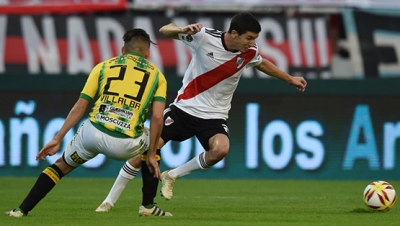 Aldosivi vs. River Plate (Copa de la Superliga - 8vos de final)